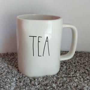 "Rae Dunn Mug ""TEA"""